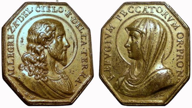 Recopilación medallas con el Rostro de Cristo ( Salvator Mvndi II) 4myv