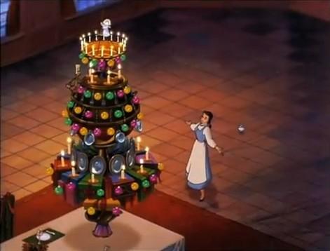 [DVD] La Belle et la Bête 2 : Le Noël Enchanté / Le Monde Magique de La Belle et la Bête (Editions Exclusives) (2010) - Page 7 Bete2