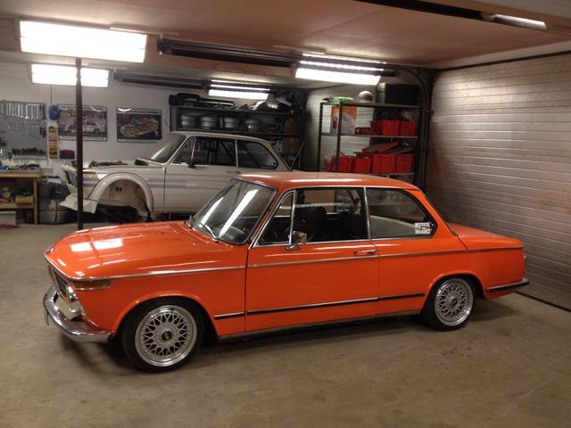 Ekkin - BMW 1602 -72 1,8 Turbo Grca