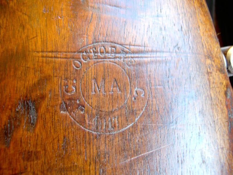 Nombre de mousquetons 1892 M16 produits Contin16e