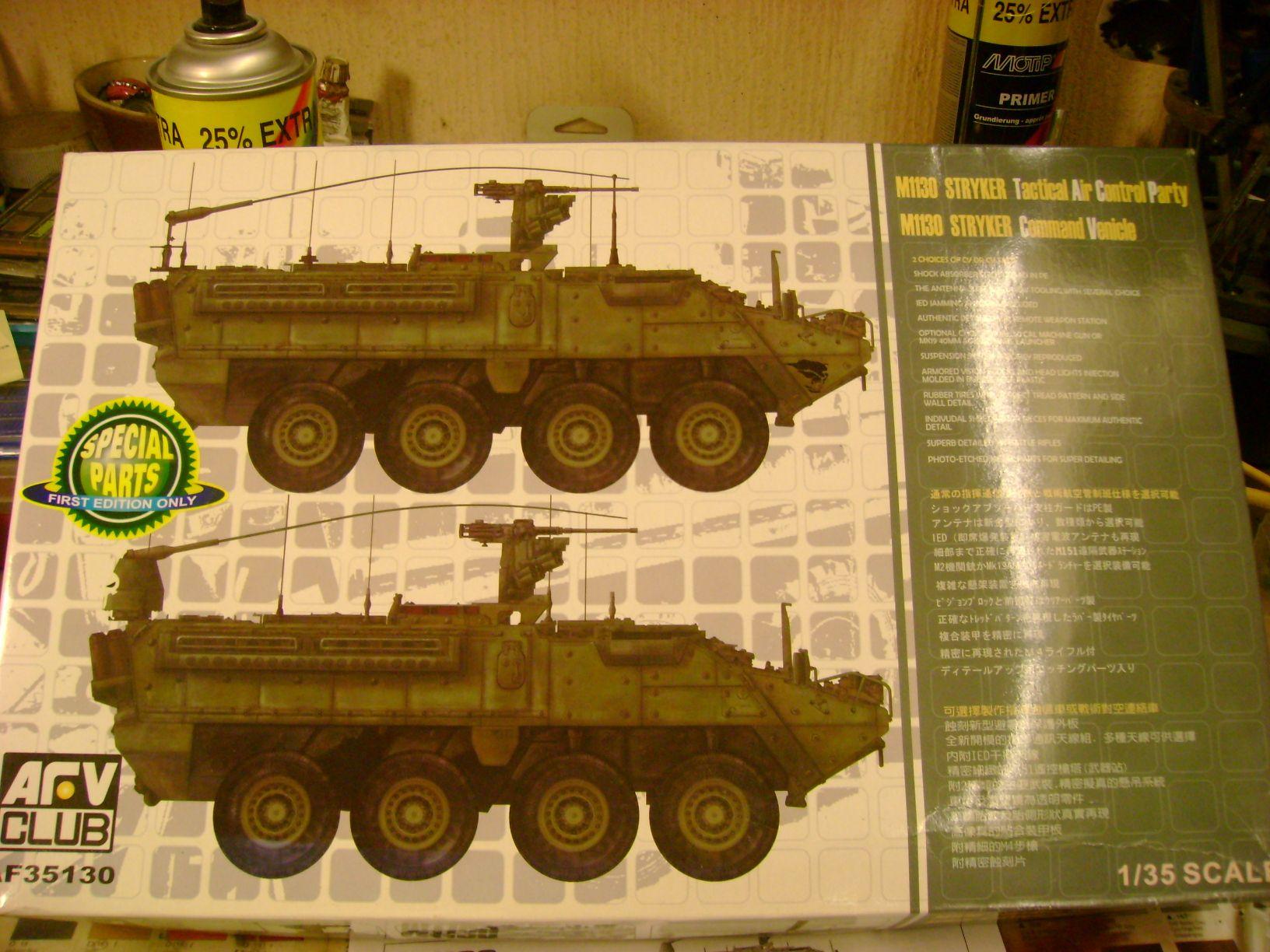 M1130 Stryker Commander's Vehicle, le Stryker de Tuche.....montage terminé.. 23322468
