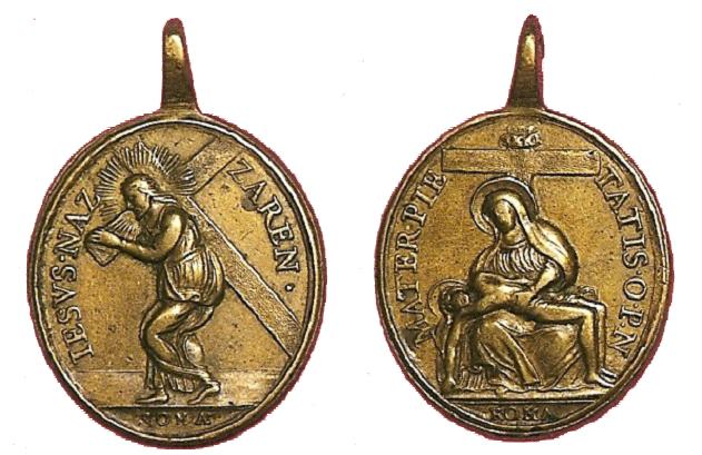 Recopilación medallas con el Rostro de Cristo ( Salvator Mvndi II) Db4s