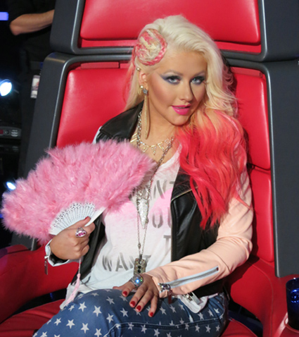 [Video+Fotos] [The Voice 3] Episodio 18: Live Playoffs (Completo) [05/Nov/12]    Xtinavoicelivewebsite