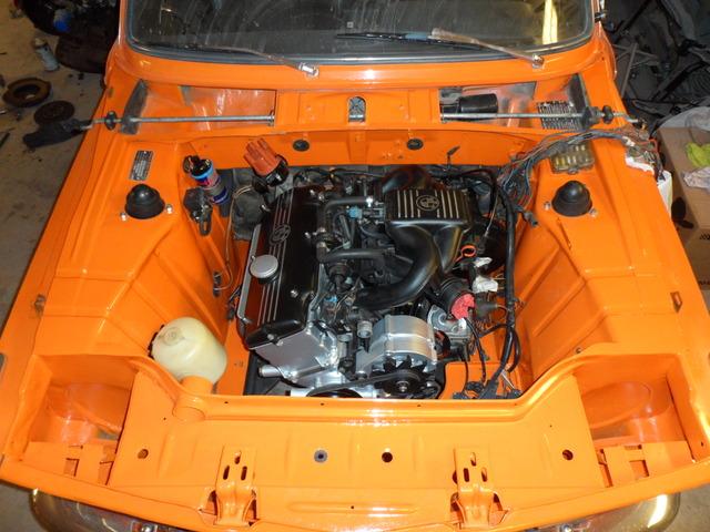 Ekkin - BMW 1602 -72 1,8 Turbo Zsvr