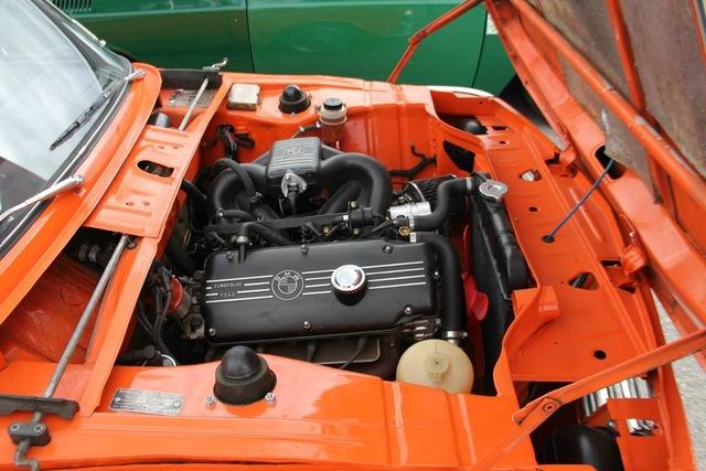 Ekkin - BMW 1602 -72 1,8 Turbo Sh47y