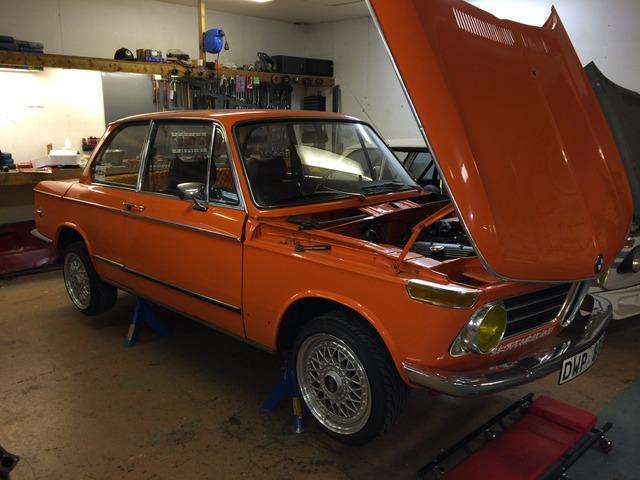 Ekkin - BMW 1602 -72 1,8 Turbo V2s7