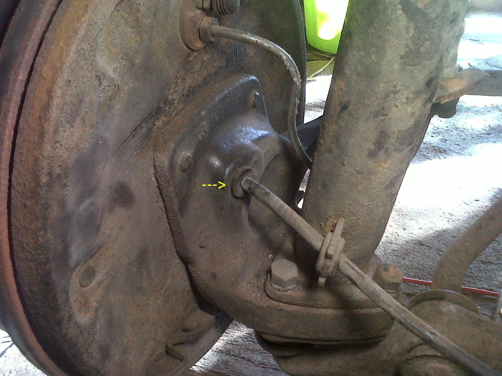 """preciso consejo.  Reparar  chasis """"con"""" o """"sin"""" carroceria... 201111071"""