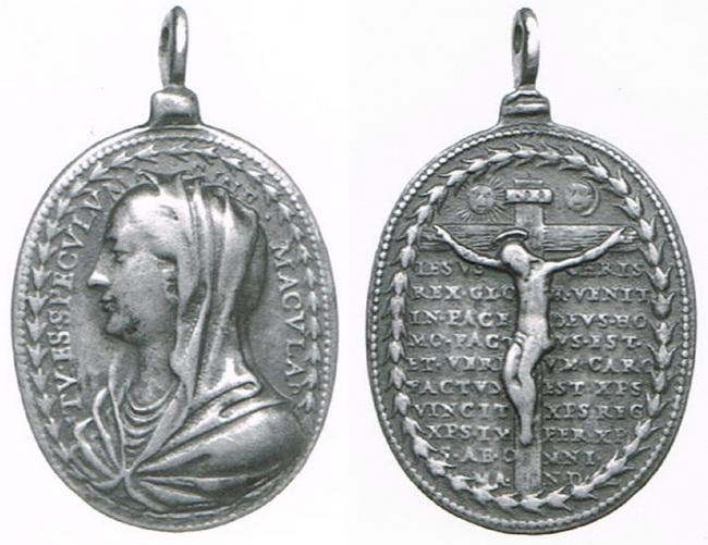 Recopilación medallas con el Rostro de Cristo ( Salvator Mvndi II) Ox4b