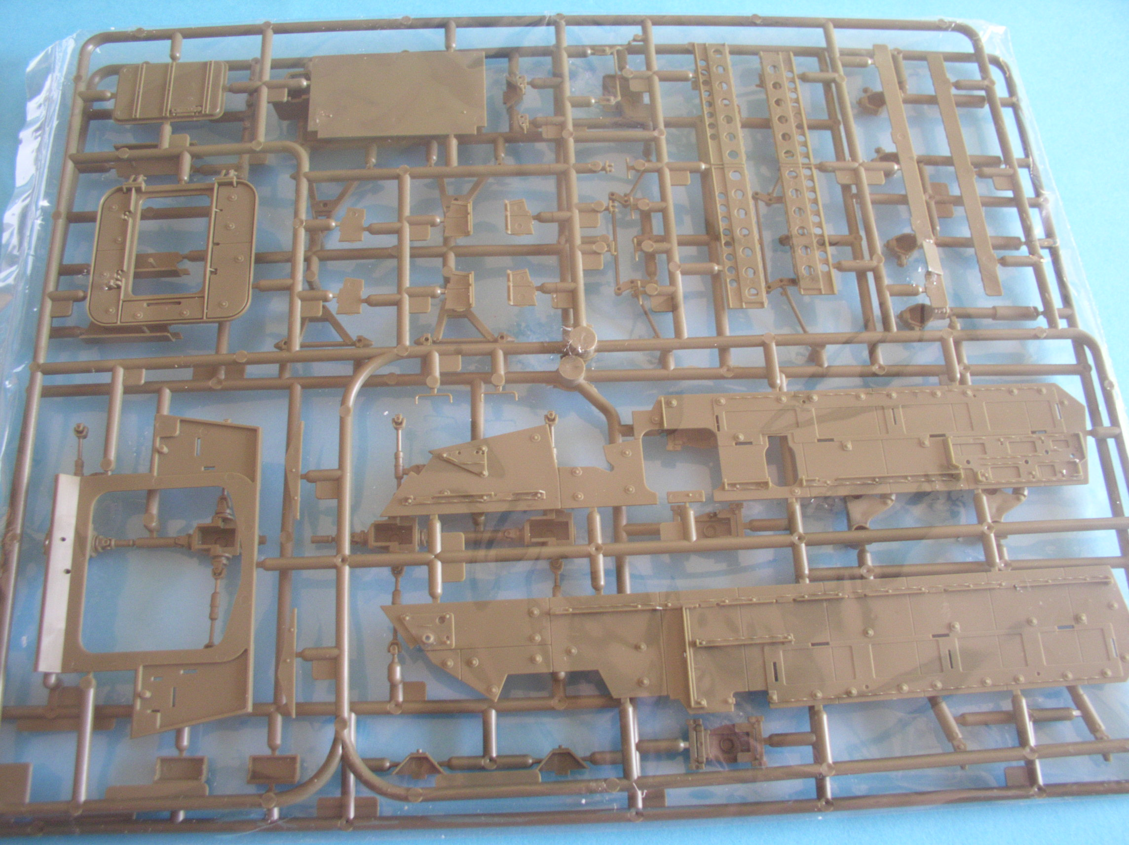 Review Kit Stryker M1128 MGS 1/35 AFV CLUB... P3110012