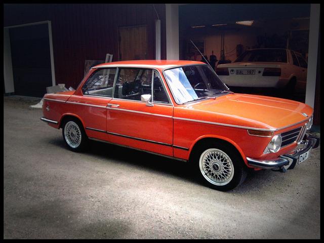 Ekkin - BMW 1602 -72 1,8 Turbo Cqsd