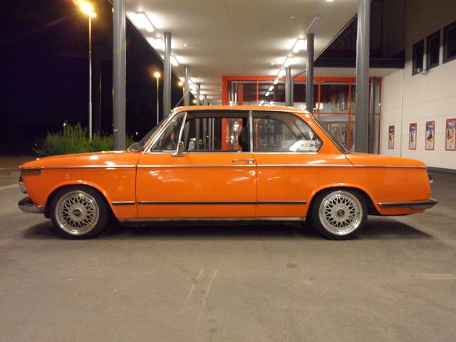Ekkin - BMW 1602 -72 1,8 Turbo 56je