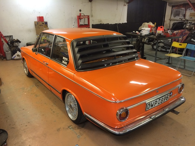Ekkin - BMW 1602 -72 1,8 Turbo O5tg
