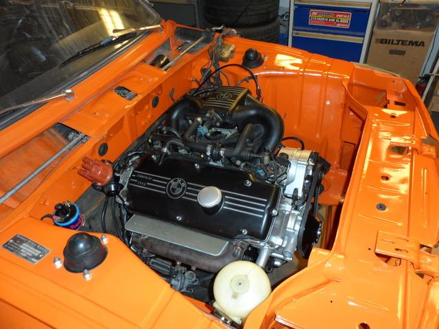 Ekkin - BMW 1602 -72 1,8 Turbo Lskt