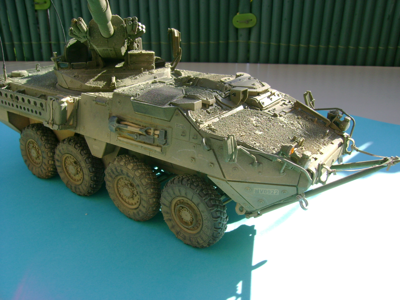 Stryker M1128 MGS ( Montage en cours ) Thunderbird - Page 2 69169823