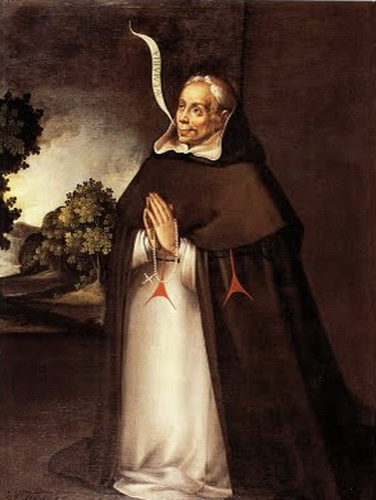 Beato Simón de Rojas / Santa Barbara - MR(293) Simonrojas