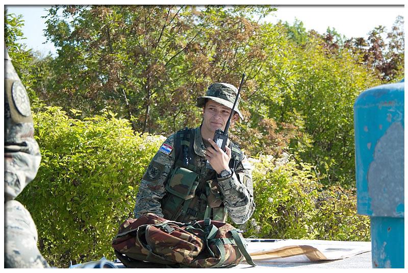 Forces Armées Croates /Croatian military /Oružane Snage Republike Hrvatske 201110045