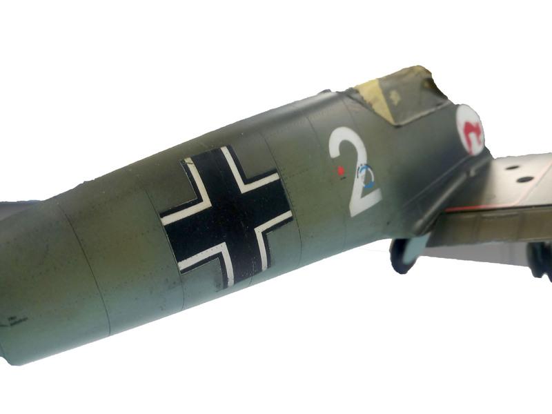 Me Bf 109 E1  [ Eduard 1/32 ] - Page 5 K0okkX