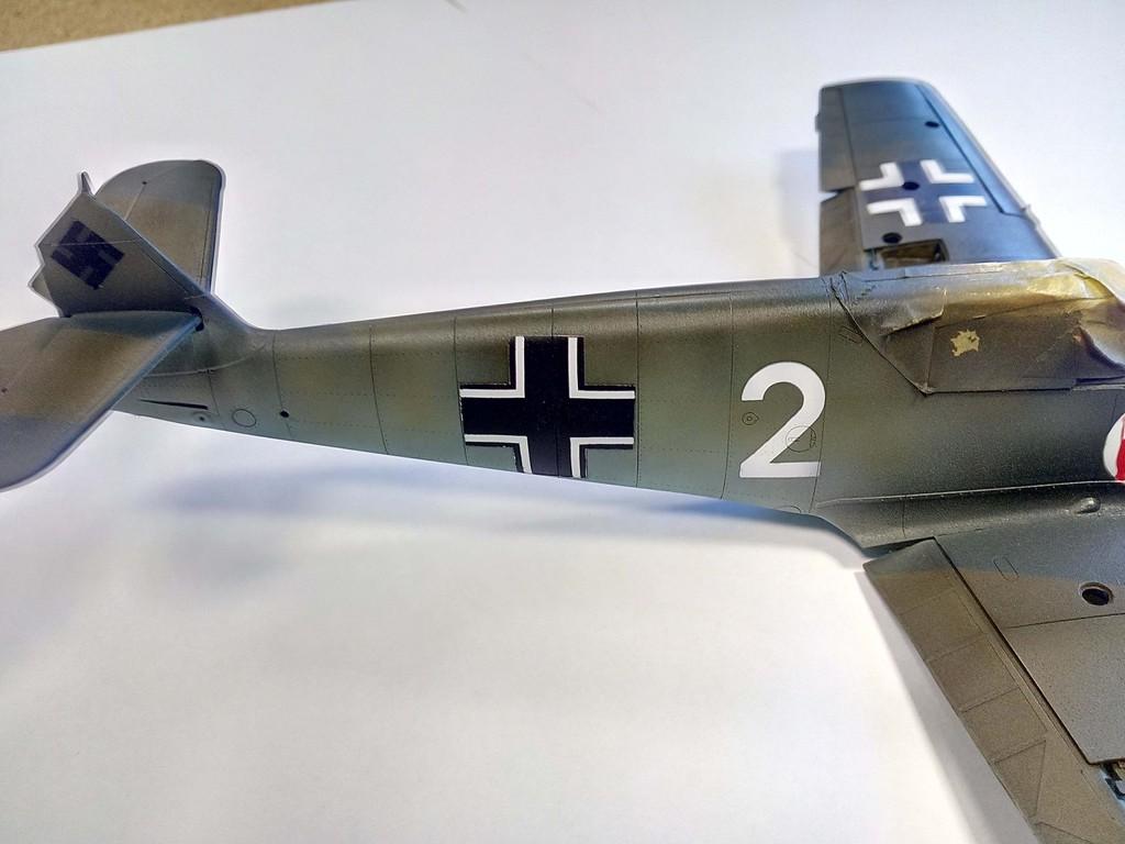 Me Bf 109 E1  [ Eduard 1/32 ] - Page 5 RWebBD