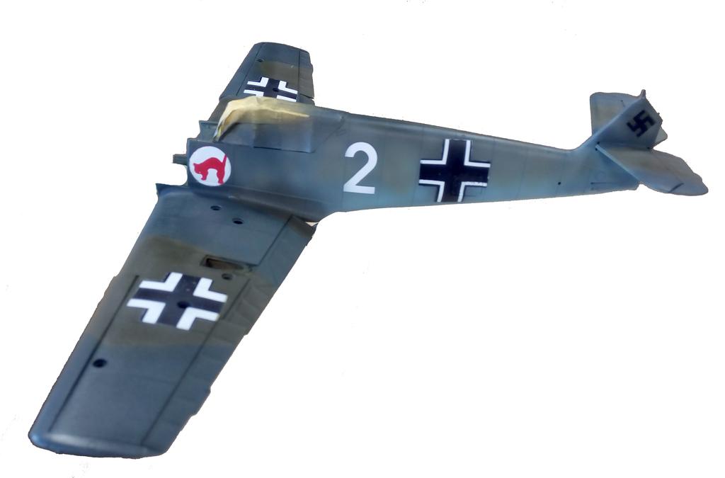 Me Bf 109 E1  [ Eduard 1/32 ] - Page 5 EGOneX