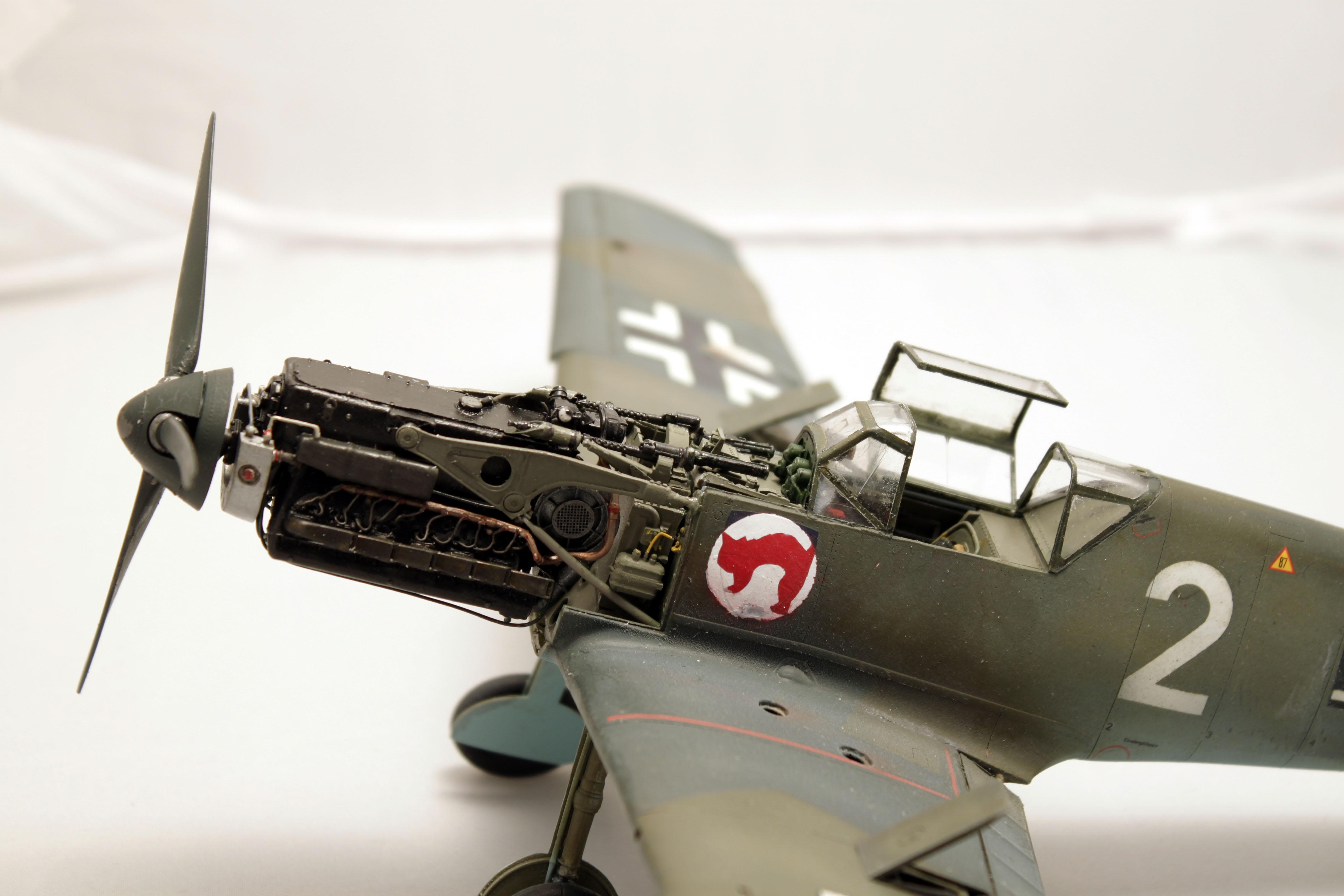 Me Bf 109 E1  [ Eduard 1/32 ] - Page 5 2Un1Y4