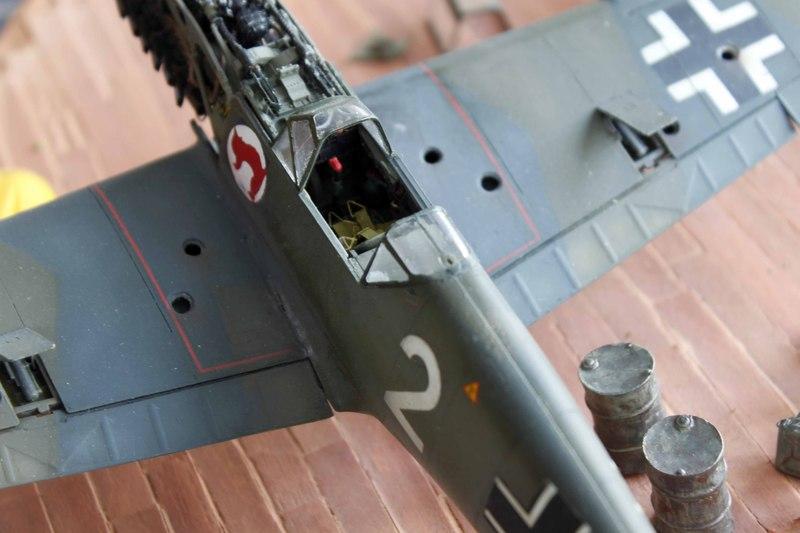 Me Bf 109 E1  [ Eduard 1/32 ] - Page 7 R8Tdue