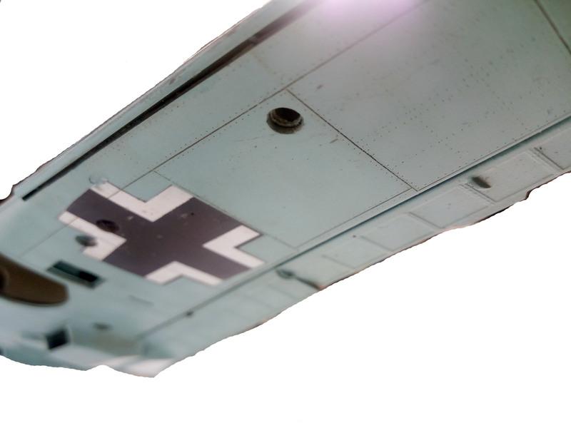 Me Bf 109 E1  [ Eduard 1/32 ] - Page 5 VkcMFz