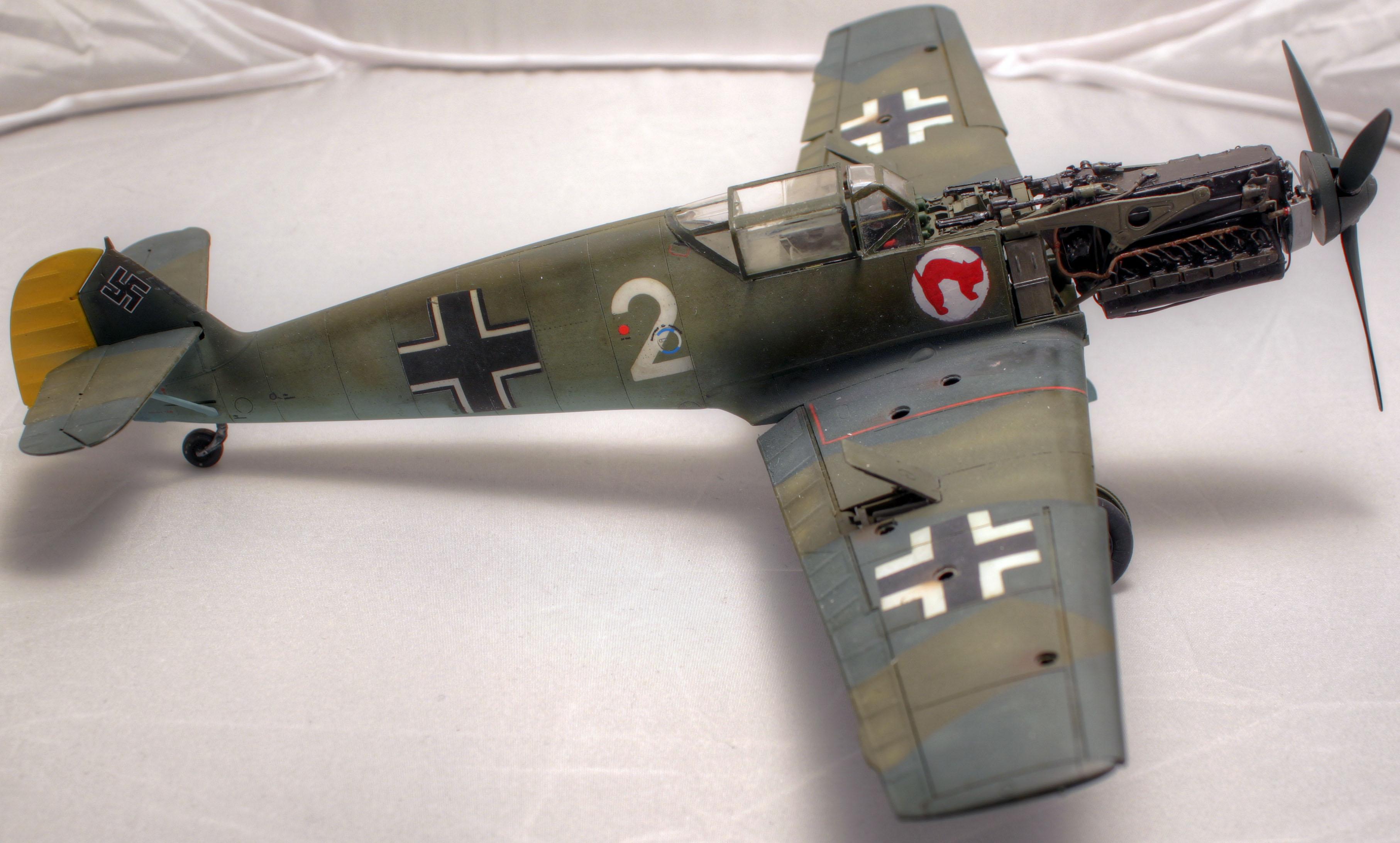 Me Bf 109 E1  [ Eduard 1/32 ] - Page 5 Oe8x9h