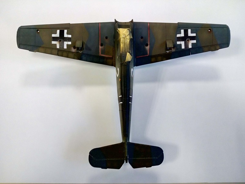 Me Bf 109 E1  [ Eduard 1/32 ] - Page 5 BuG7Pz