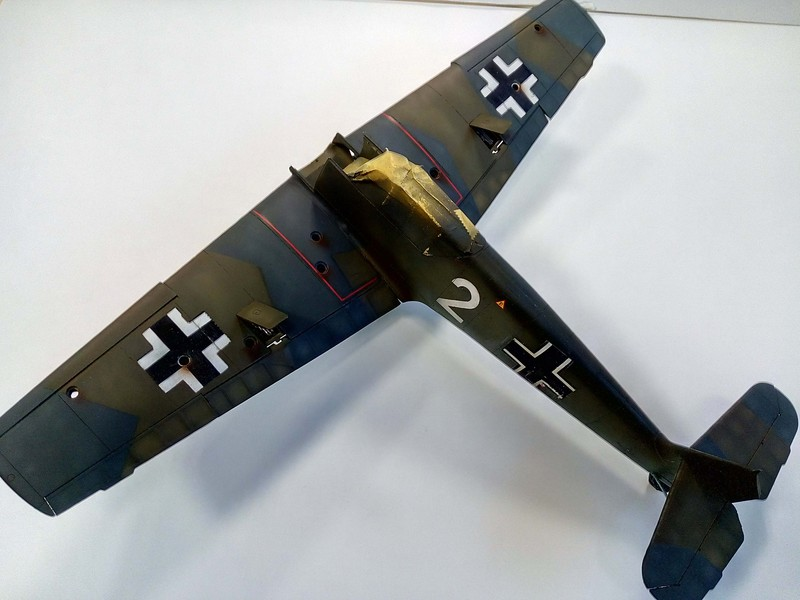 Me Bf 109 E1  [ Eduard 1/32 ] - Page 5 TswQoA