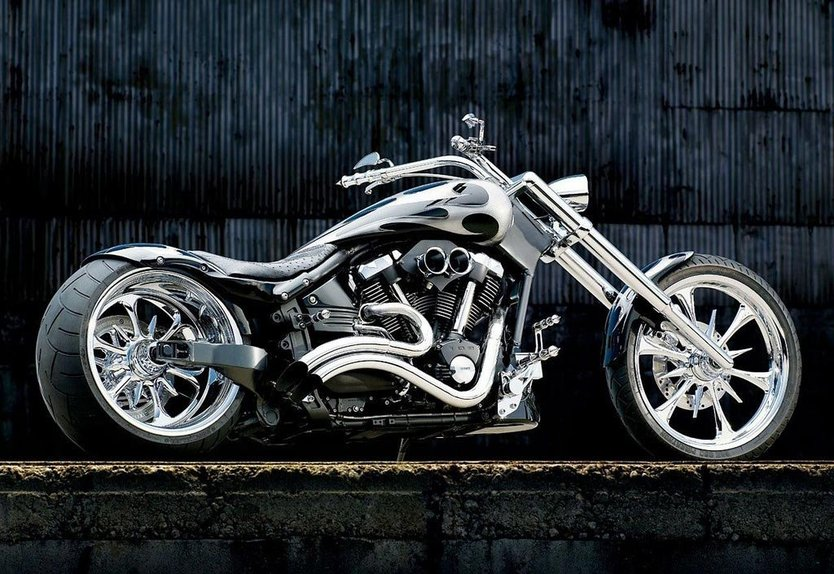 American Chopper Bike - Page 6 AmiliA