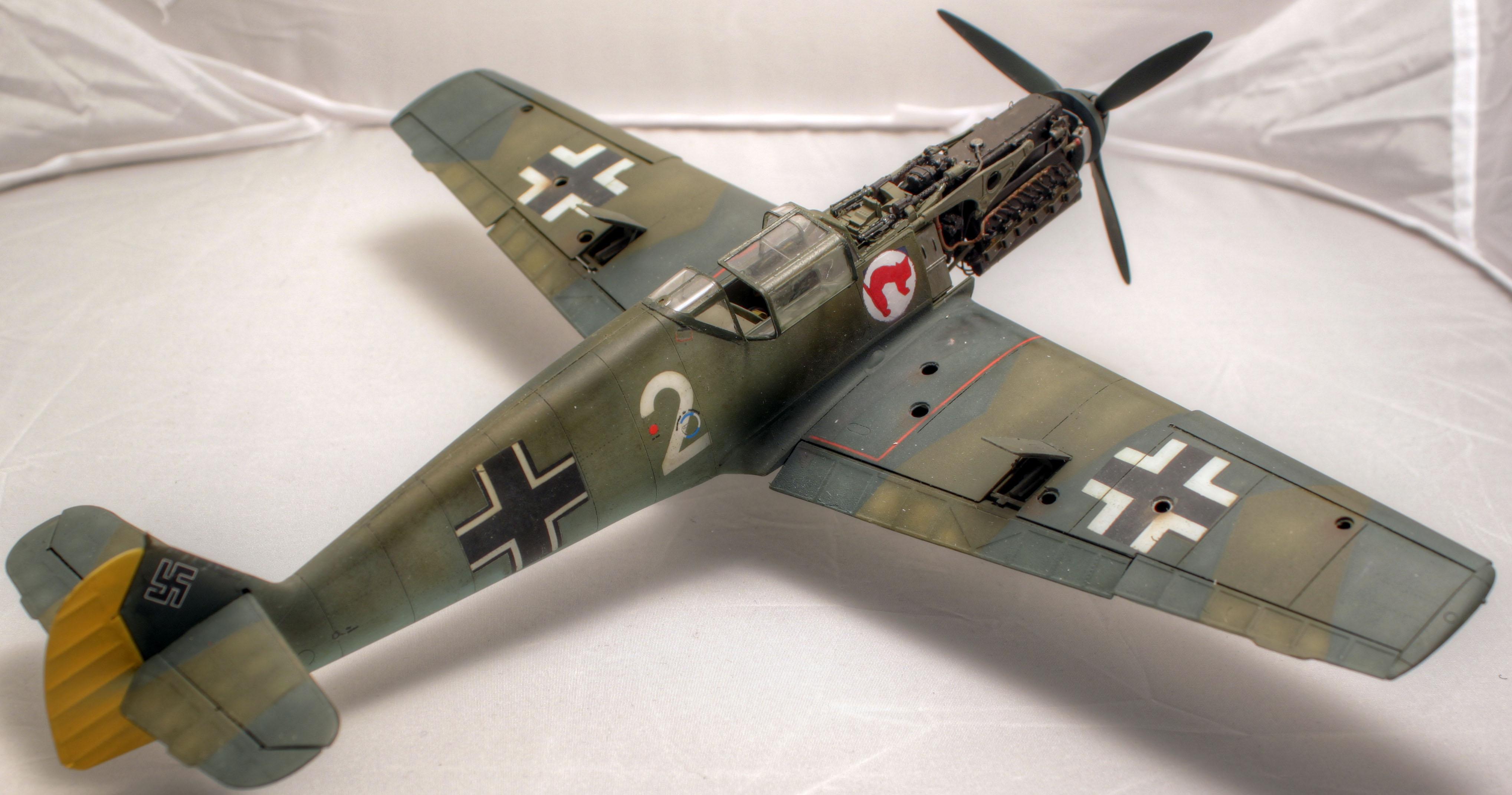 Me Bf 109 E1  [ Eduard 1/32 ] - Page 5 R2Uxd6