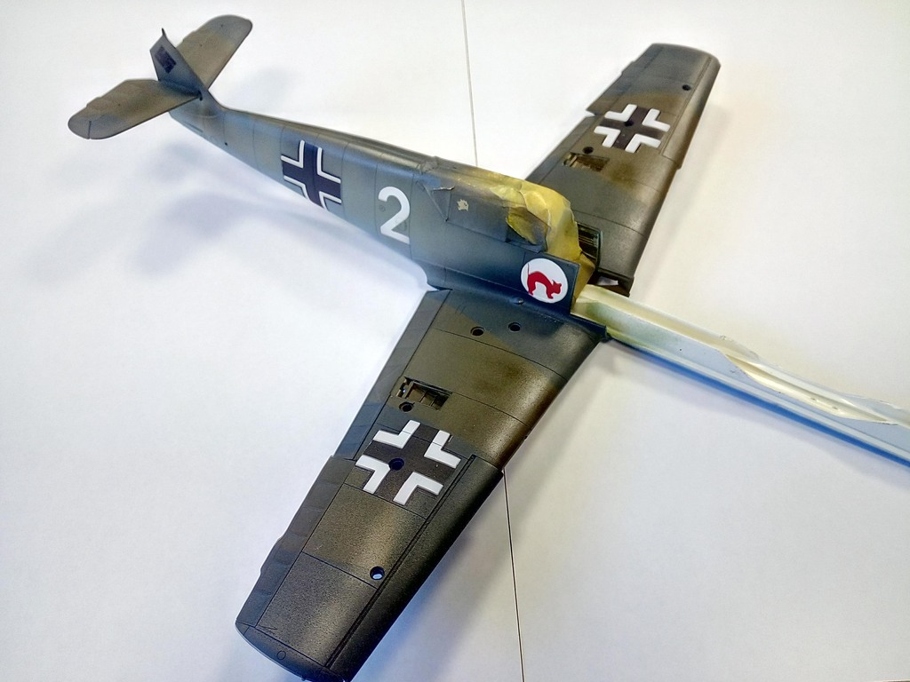 Me Bf 109 E1  [ Eduard 1/32 ] - Page 5 GRxvPS
