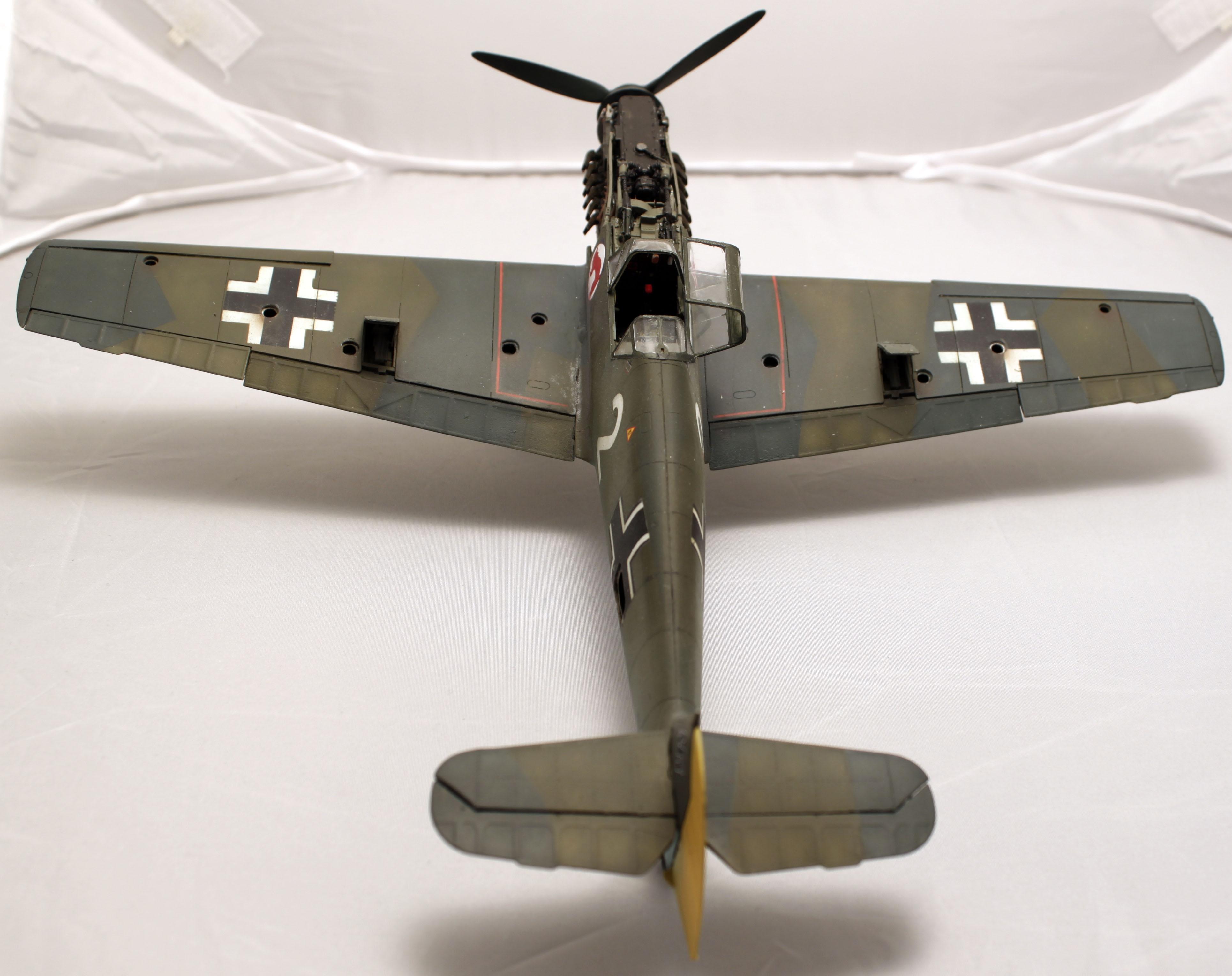 Me Bf 109 E1  [ Eduard 1/32 ] - Page 5 AwpXX5