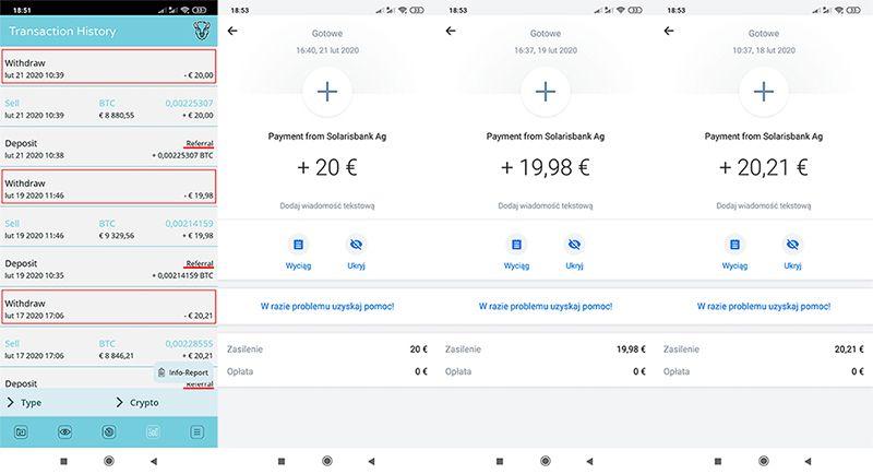 Bison 20 EUR za free od razu wypłacalne QhoQxe