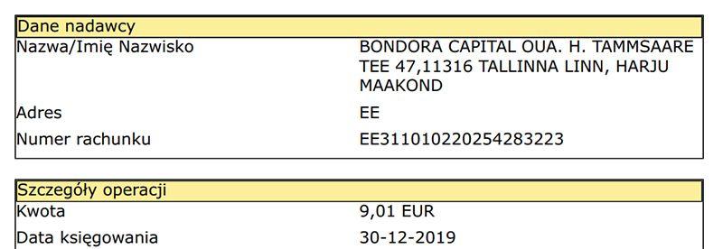 Bondora - darmowe 4€ Sr8tqW