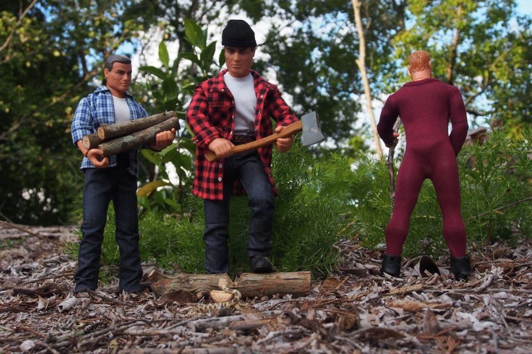 My Lumberjacks at Work! ZpY0Pw