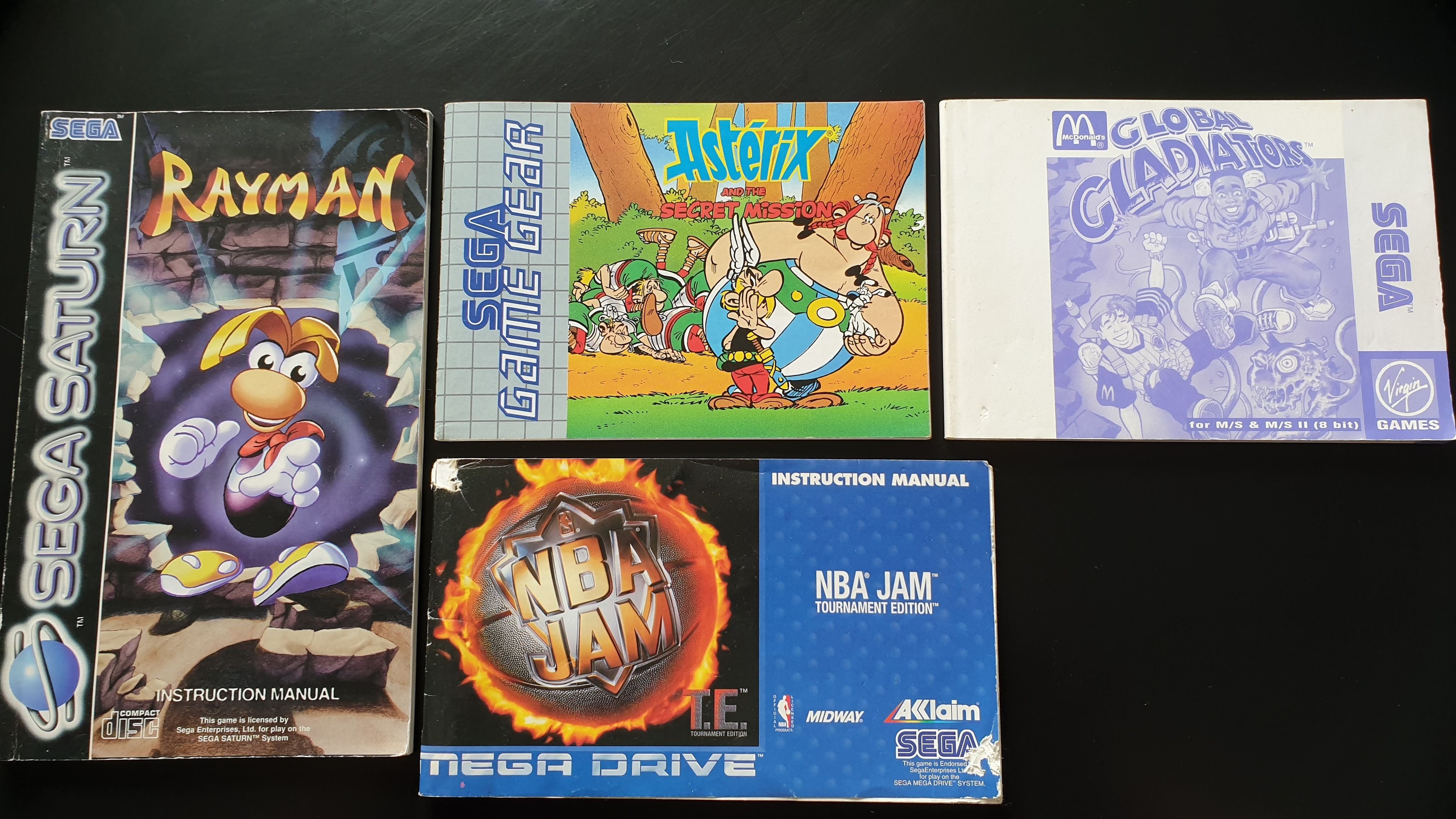 [ECH/RECH] Orphelins Sega / Sony / Nintendo et autre (photos) ZjILMZ