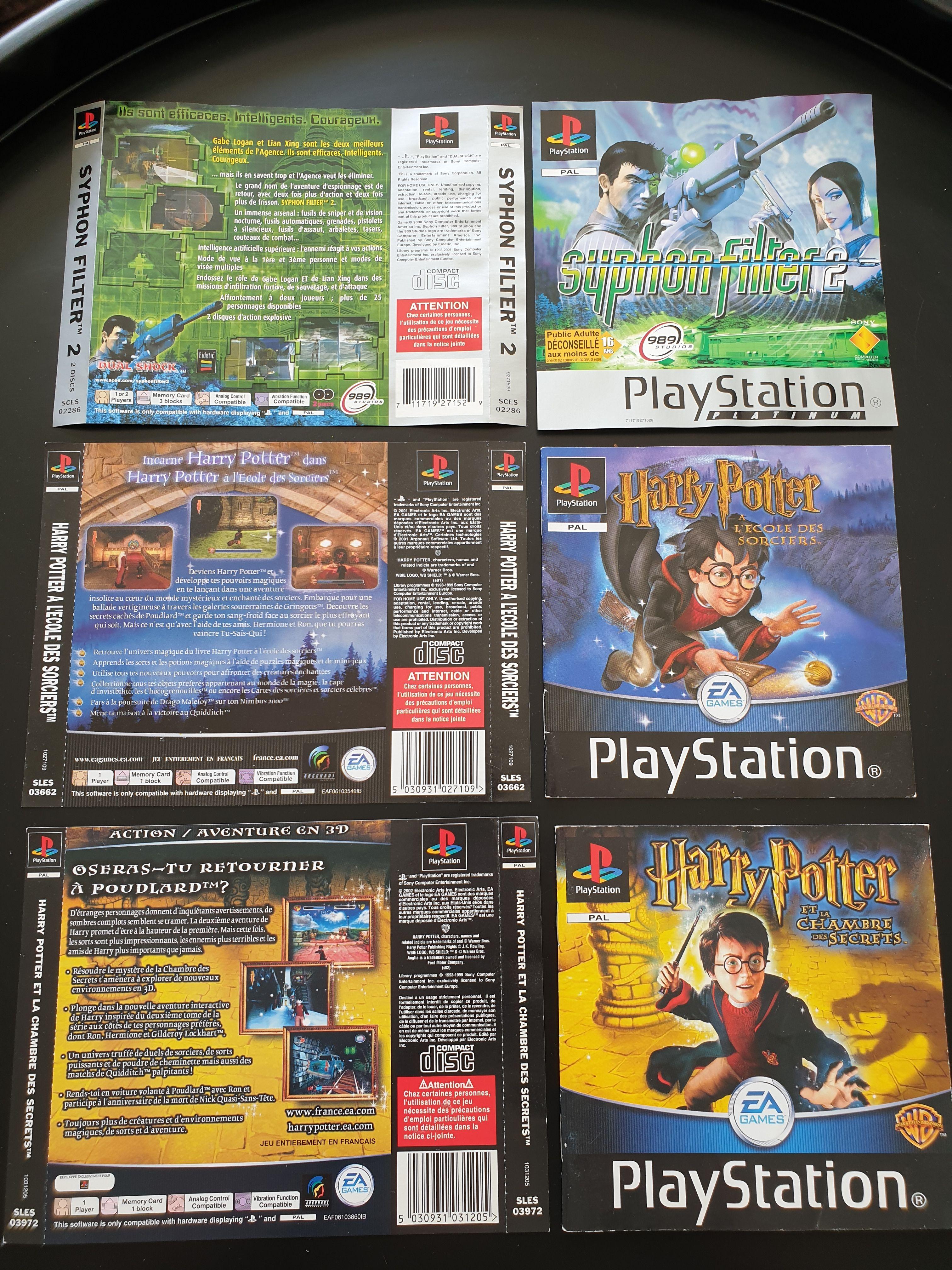 [ECH/RECH] Orphelins Sega / Sony / Nintendo et autre (photos) Zl5aJ7