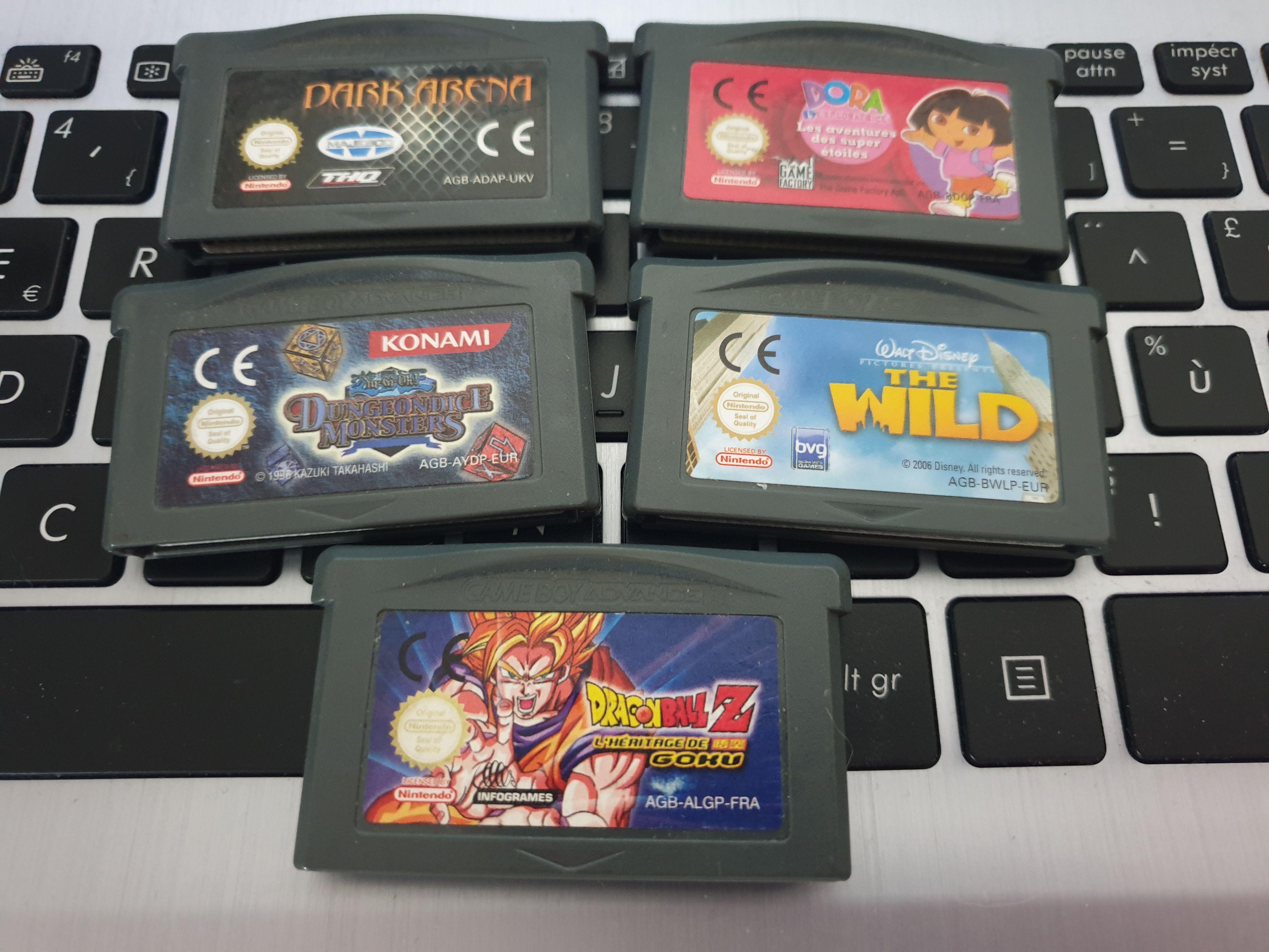 [ECHANGE] GB / NES / SNES / Wii / GBA / N64 / NDS / Guides / orphelins De4wiA