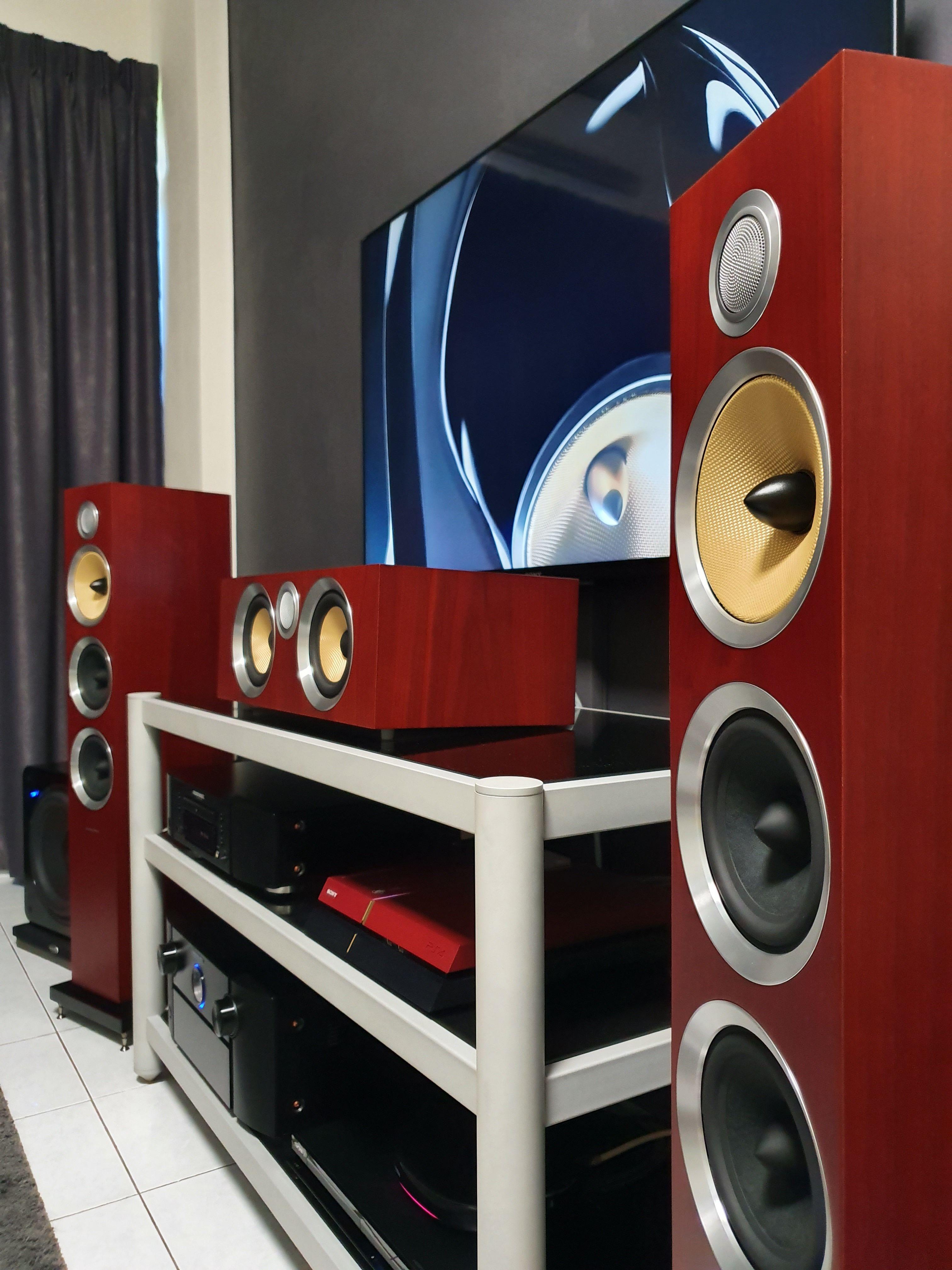 Bowers & Wilkins CM Series 2 Speakers 88Q7WL