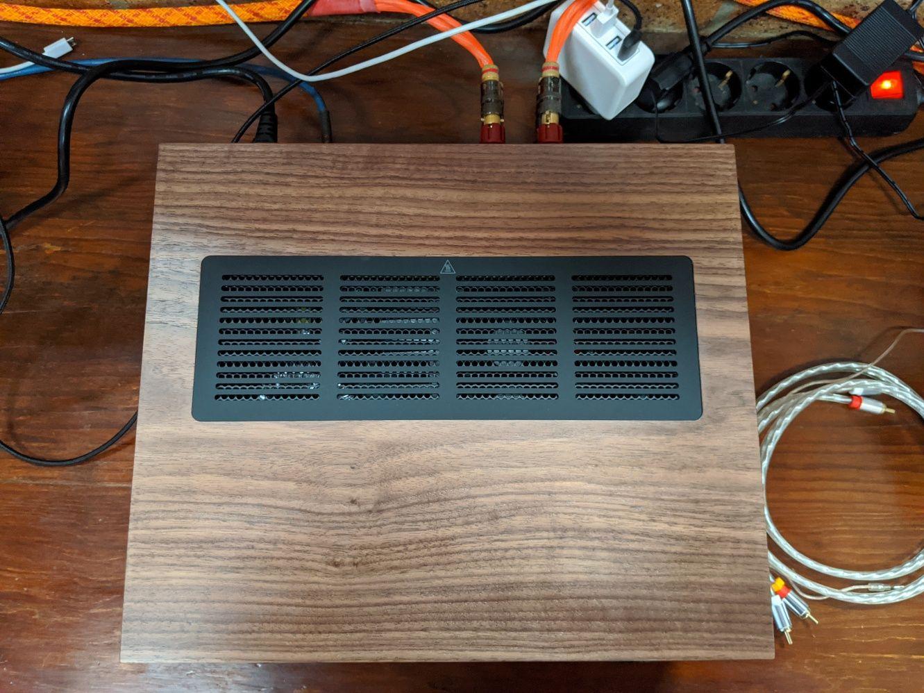 Consejo sobre primer amplificador integrado YXC27G