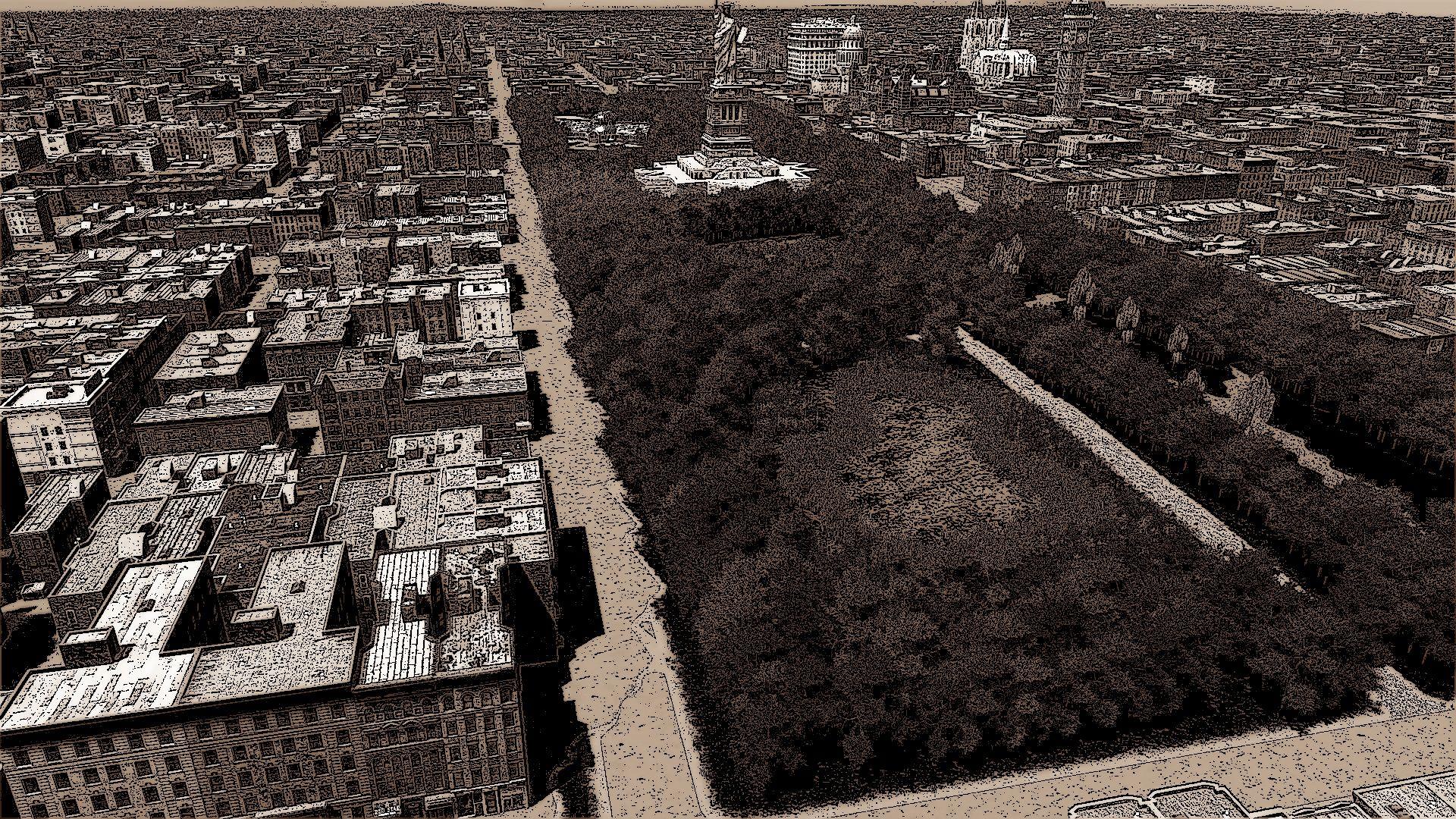 York City, capitale du Sunrise - Page 2 49A0o8
