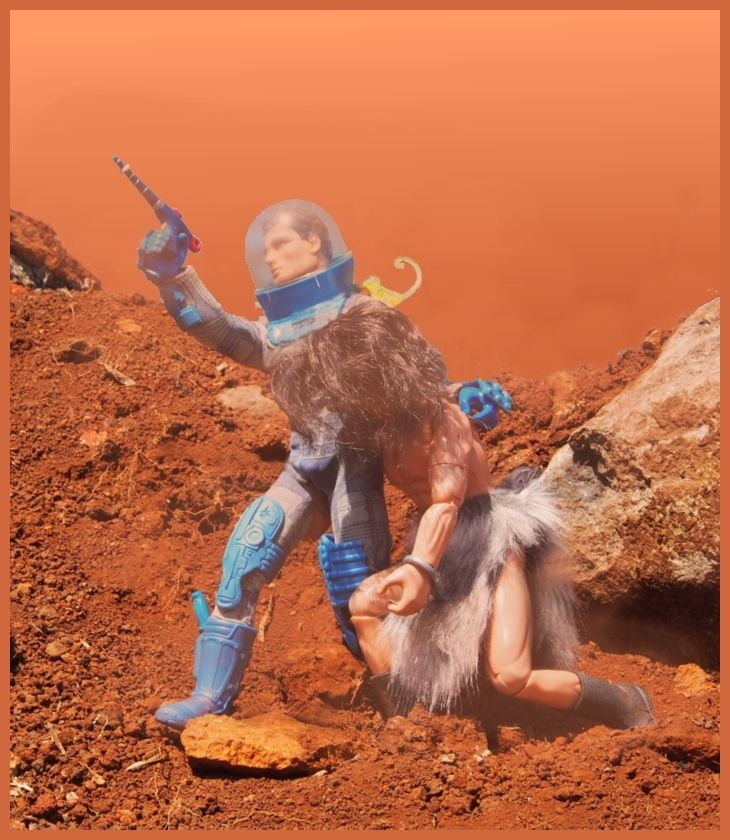 ROBINSON CRUSOE ON MARS WVW14e