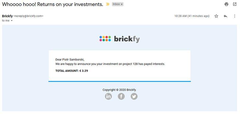 Brickfy 5 EUR + 5 EUR za refa (depozyt 0.01 EUR) Md8Wbf