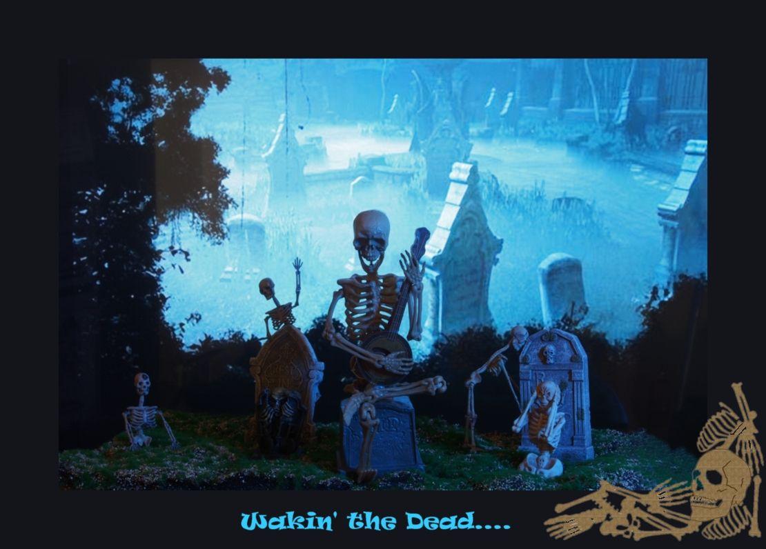 Wakin' the Dead? MVHn7G