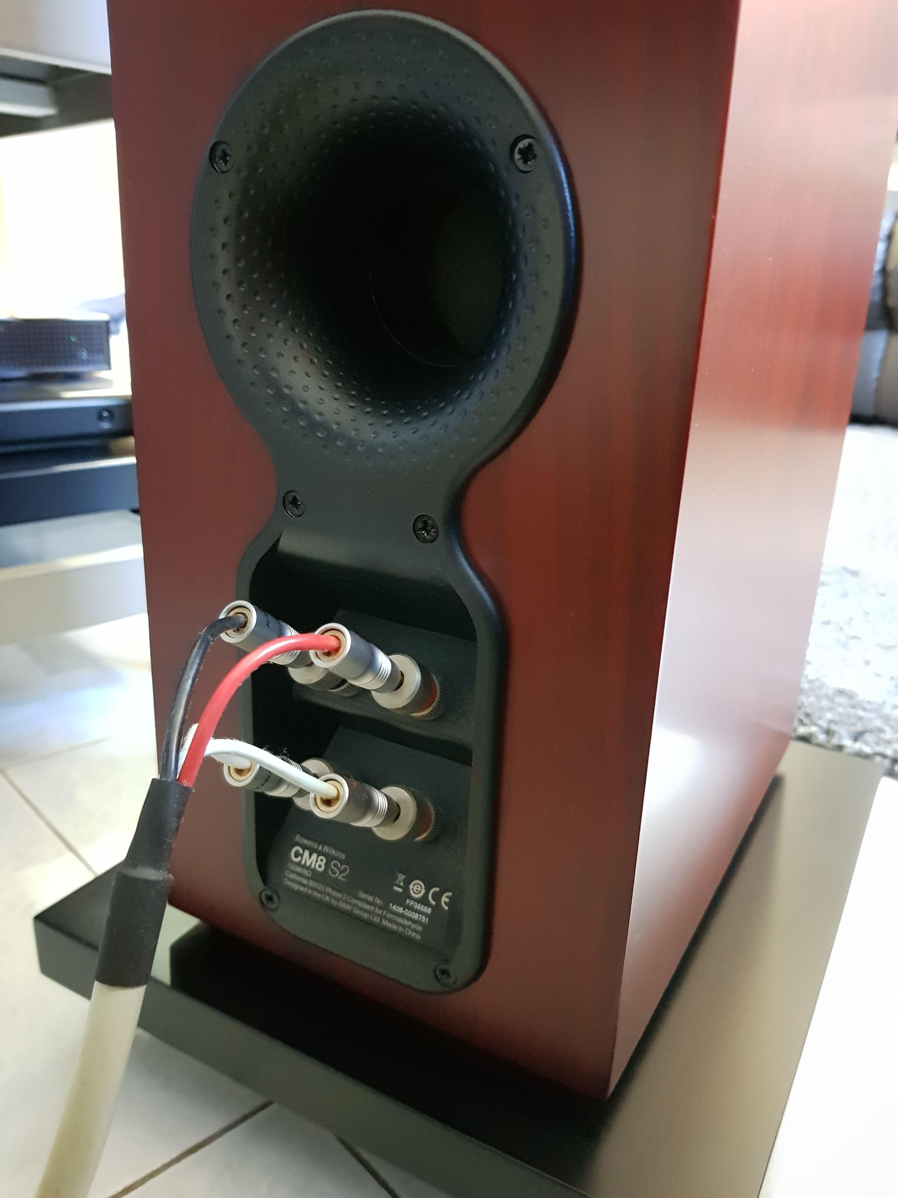 Bowers & Wilkins CM Series 2 Speakers OI0oPF