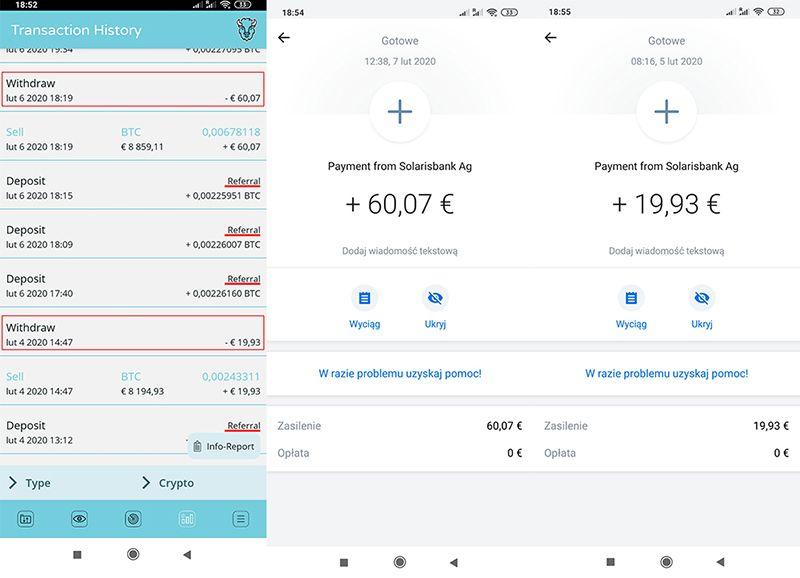 Bison 20 EUR za free od razu wypłacalne LQ9uju