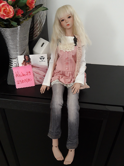 [VDS] FLEEPEE60, Latidoll, Crobidoll, raccoon doll... 89xOHQ