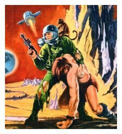 ROBINSON CRUSOE ON MARS CmpCyQ