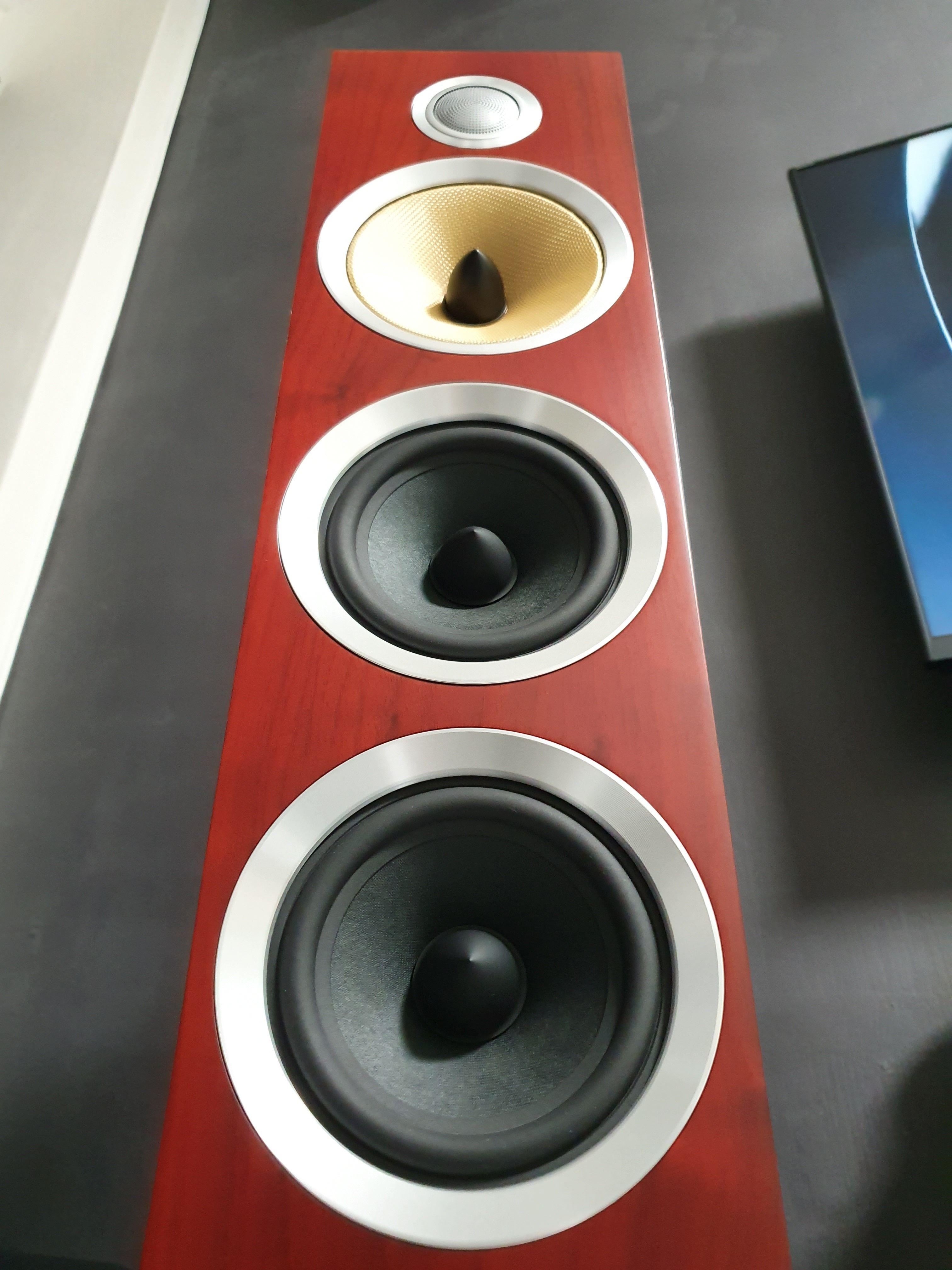 Bowers & Wilkins CM Series 2 Speakers 6FaCbY